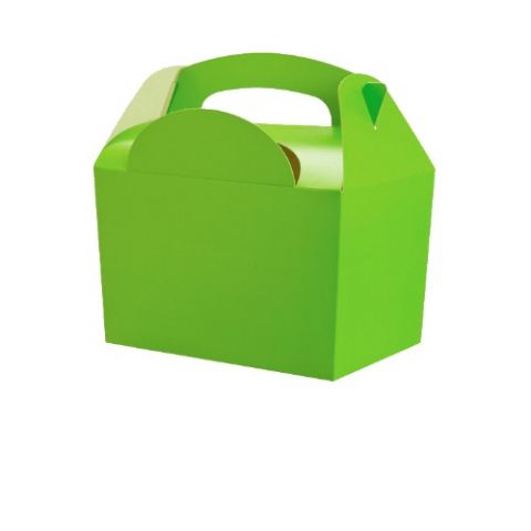 Lime Green Meal Party Box